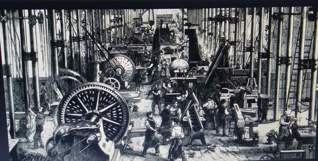 La Revolución Industrial - Francesca Ferraro
