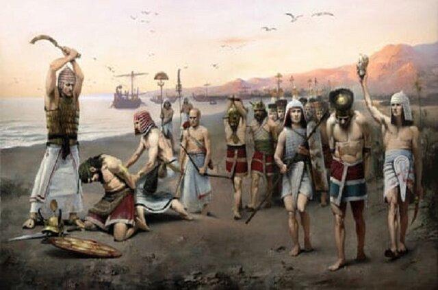 1200 - 1015 a. C.