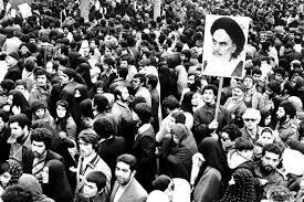 Revolución islámica en Irán.