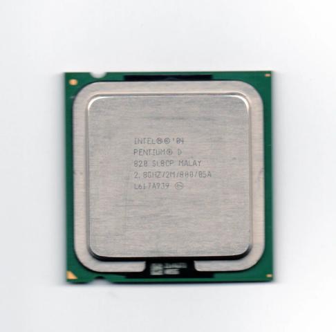 Intel® Pentium® D