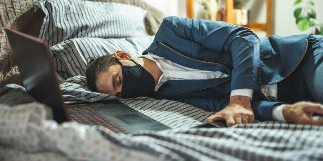 Corregí mis hábitos de sueño