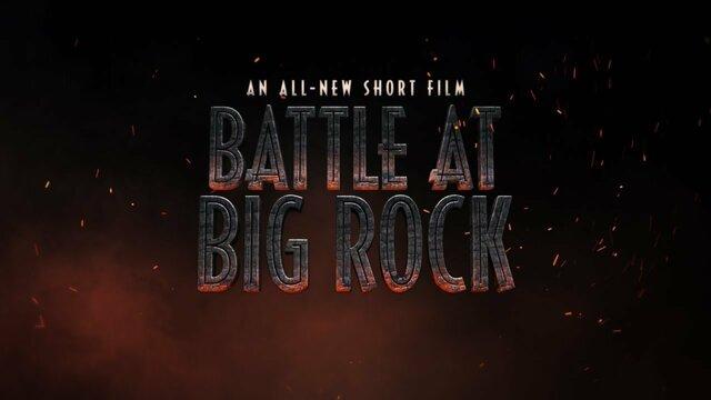 Battle at Big Rock (Cortometraje)