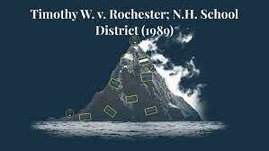 Timothy W. v. Rochester New Hampshire School District 1989