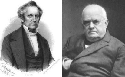 Julius Plücker & Johann Hittorf