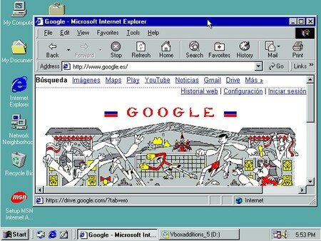 Windows 98 Segunda Edición
