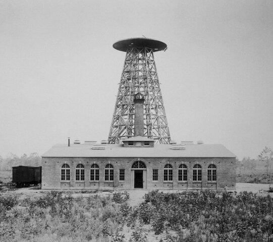 Torre de Wardenclyffe