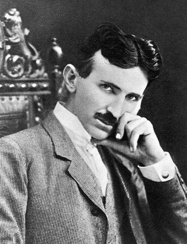 Tesla se traslado a Estados Unidos