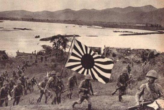 Japón invade Kuala Lumpur, Malasia