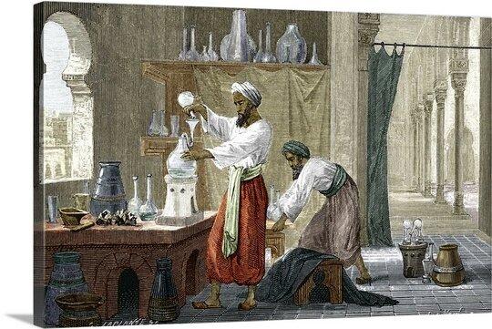 La primeras generaciones de médicos