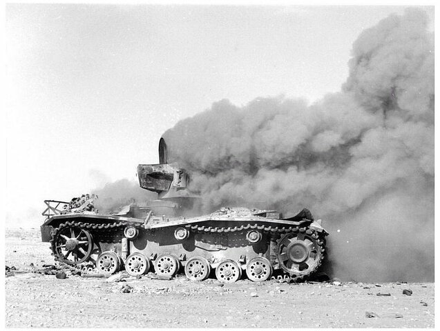 Primera Batalla de Alamein
