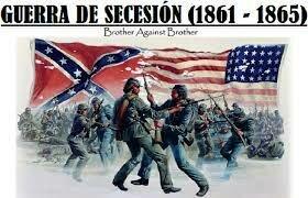 inicio de la guerra de  secesion
