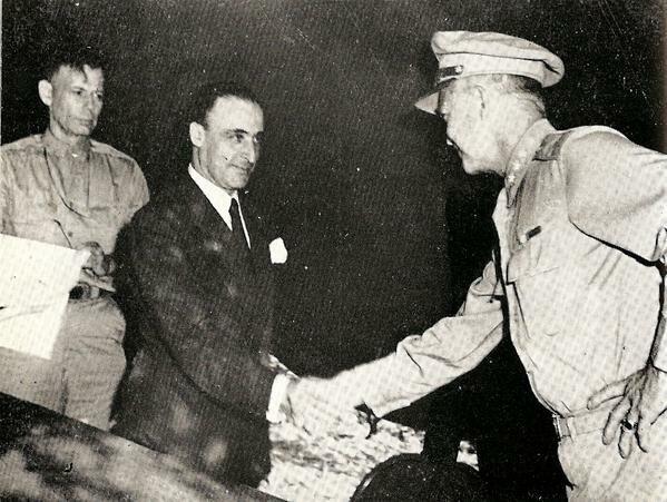 Armisticio entre Italia y las fuerzas armadas aliadas.