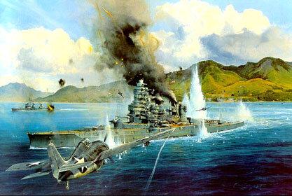 Batalla naval de Guadalcanal