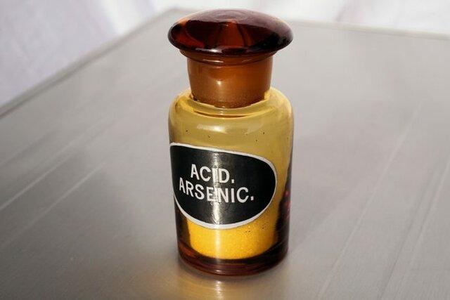 Ley de Arsénico