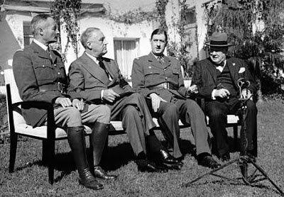 Conferencia de Casablanca