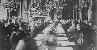 Conferencia de Paz en Paria