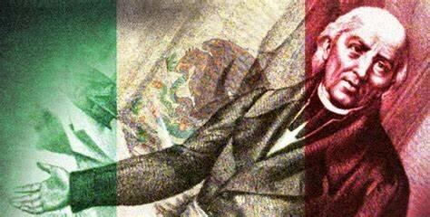 Periodo de transición a México independiente .