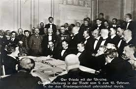 Tratado de Brest-Liitovsk