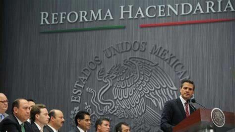 11 Reformas estructurales del gobierno de peña nieto