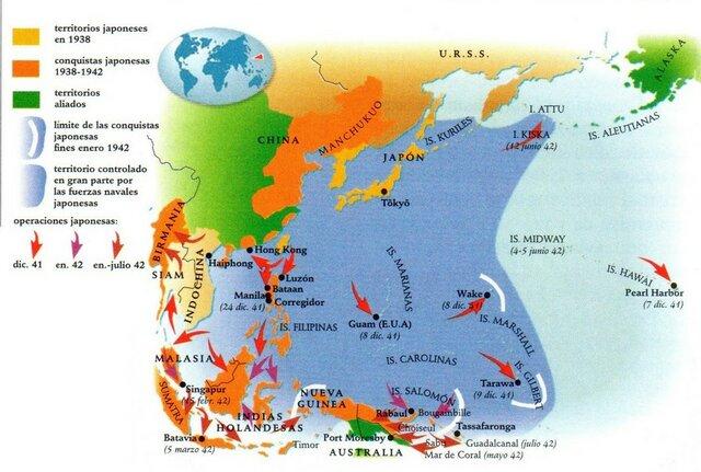 Expansionismo japonés