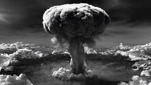 Bombardeo nuclear en Japón