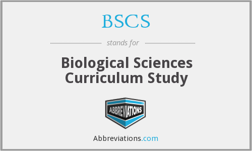Se funda el Biological Sciences Curriculwn Study