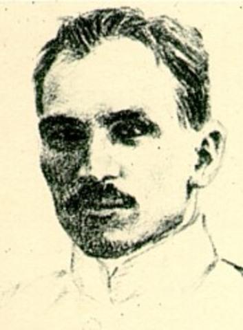 Федор Сергеев, родился в селе Глебово Фатежского уезда Курской губернии.