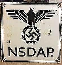 Creación del NSDAP (Partido nazi)