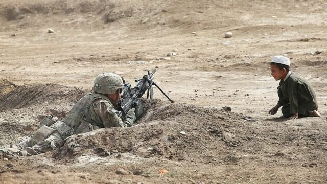 Guerra de Afganistán