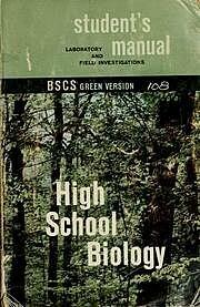 High School Biology; BSCS (Green Versión)