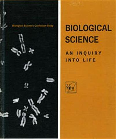 Biological Science An Inquiry Into Life (Yellow Versión)