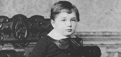 Nacimiento de Albert Einstein