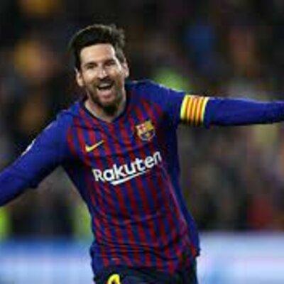 Historia de Messi timeline