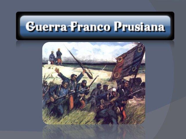Inicio de la Guerra Franco-Prusiana