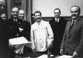 Pacto Germano - Soviético.