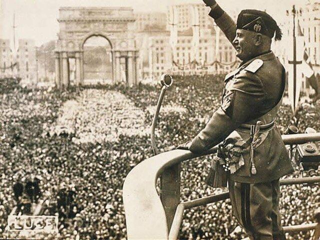 El feixisme Italià