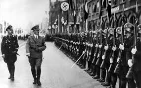Començament de la Segona Guerra Mundial