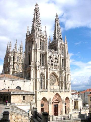 Primer viaje de fin de curso a Burgos