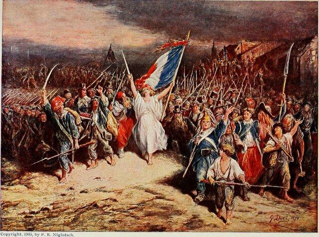 La Revolución Francesa (parte 2)