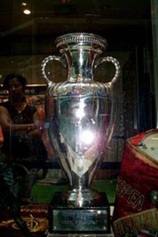 La selección española de fútbol gana la Eurocopa