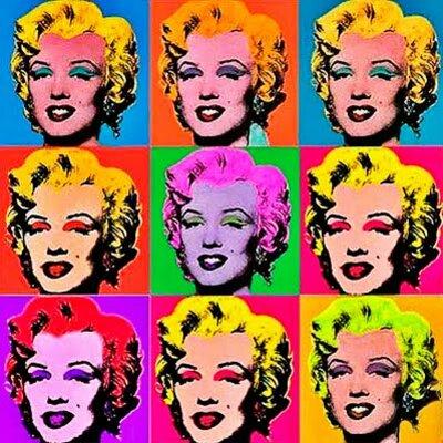 Pop Art timeline