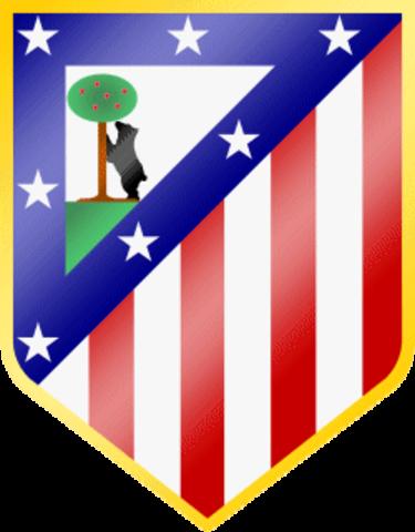 El Atletico de Madrid gana la UEFA
