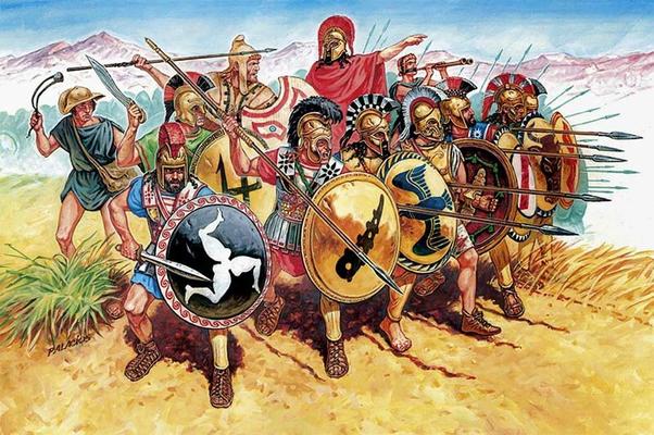 invasiones de los dorios.