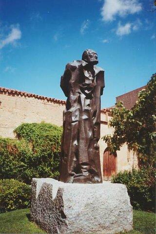 Estatua de Unamuno