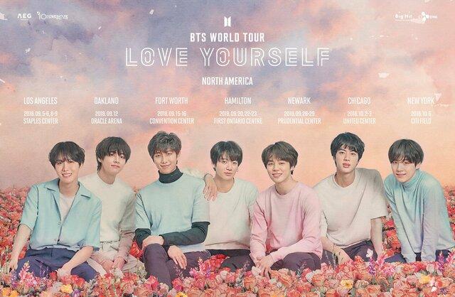 BTS World Tour: Love Yourself