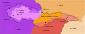 invasión a checoslovaquia
