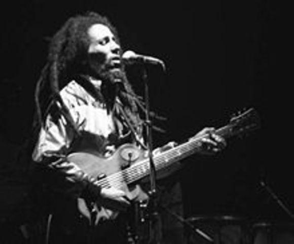 Muere Bob Marley