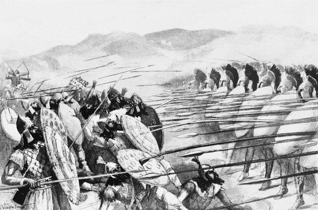 Batalla de Platea.