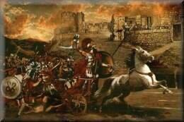 Inicio de la Guerra del Peloponeso.