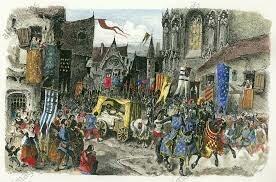 Victoire de Philippe Auguste à Bouvines